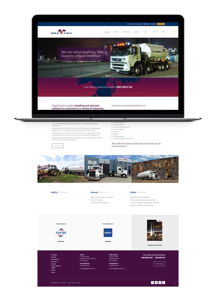 Eagle Fuels - Uniit Design Studio - Trentham East - Melbourne